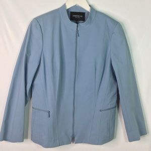 Lafayette 148 New York Powder blue Blazer NWOT